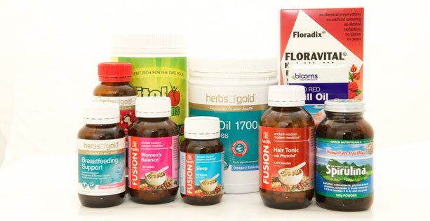 Vitamins and supplements are a massive scam